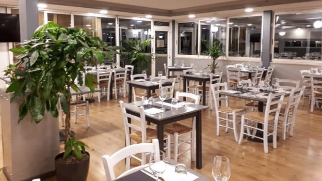 Interno - Monteverde Club, Rome