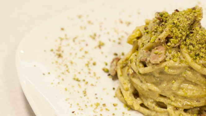Suggerimento dello chef - Monteverde Club, Rome
