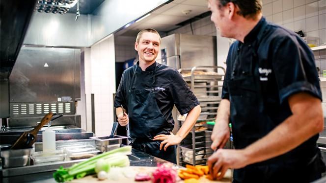 Chef - Harrys Helsingborg, Helsingborg
