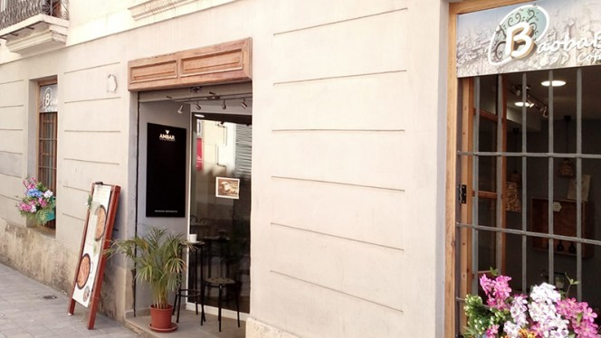 Restaurante - Baobab Coffee & Food, Valencia