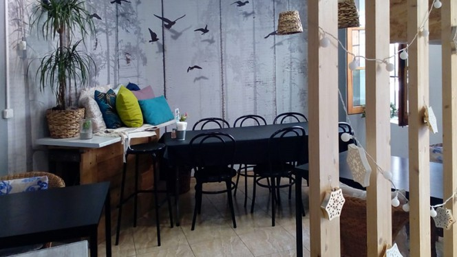 Sala - Baobab Coffee & Food, Valencia