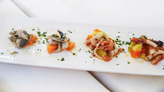 Suggerimento dello chef - Il Riccio, Anzio