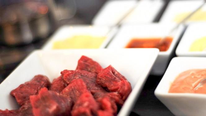Fondue de Vaca - Cheddar - Grill & Fondue, Matosinhos
