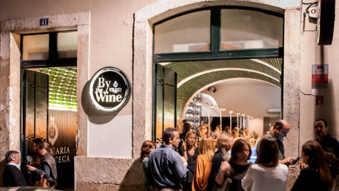 Entrada - By The Wine - José Maria da Fonseca, Lisboa