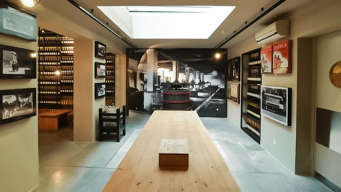 Sala Prensa - By The Wine - José Maria da Fonseca, Lisboa