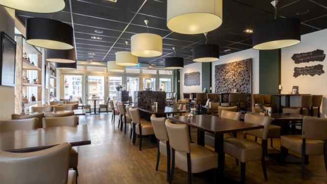 Het restaurant - Brasserie Dichtbij, Amersfoort