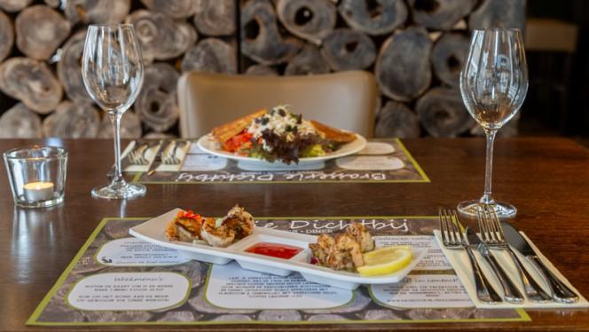 Suggestie van de chef - Brasserie Dichtbij, Amersfoort