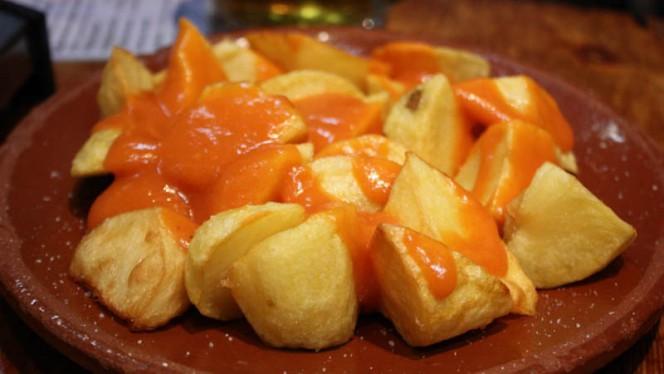 Sugerencia del chef - Bocateria capisco, Valencia