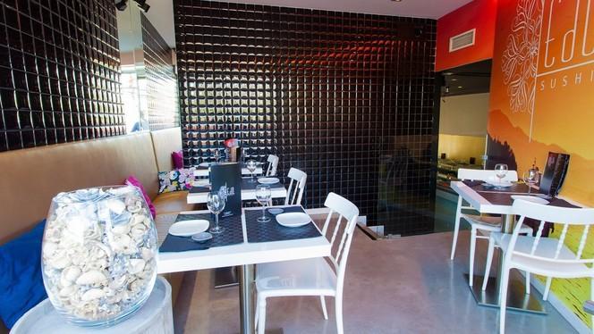 sala - Edo Sushi Expo, Lisboa