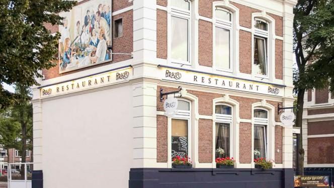 Ingang - Brazzo, Rotterdam