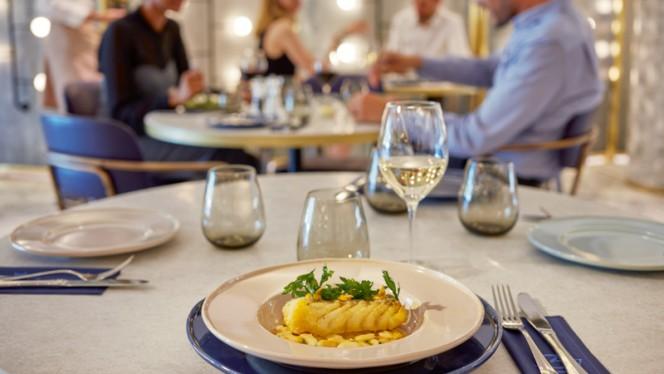 Sugerencia del chef - IMPAR - Hotel Sofia, Barcelona