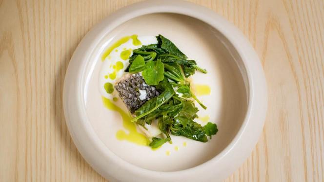 Sugestão do chef - Restaurante Elemento, Porto