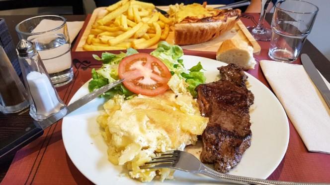 Un plat du jour - Aux Peuplettes, Paris