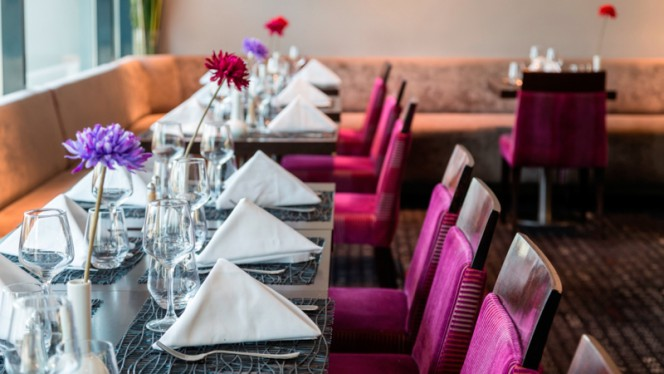 Déco Design - Restaurant de l'Arbois, Aix-en-Provence