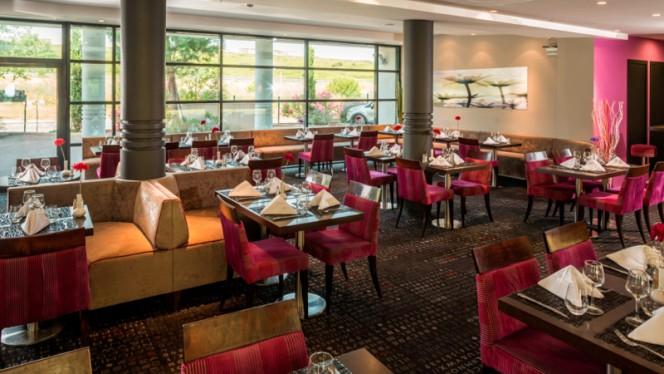 Salle du Restaurant - Restaurant de l'Arbois, Aix-en-Provence