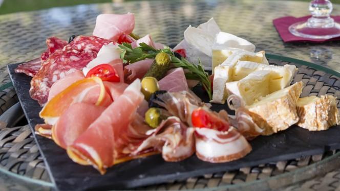 Suggestion d'entrée - Restaurant de l'Arbois, Aix-en-Provence