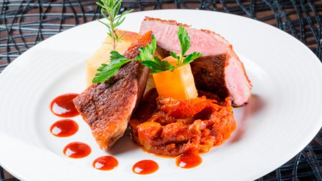 Suggestion de plat - Restaurant de l'Arbois, Aix-en-Provence