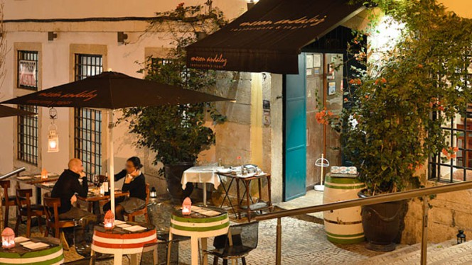 Esplanada - Meson Andaluz Lisboa, Lisboa