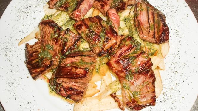 Carne argentina - Taberna Alambique, Madrid