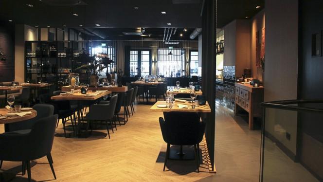 Het restaurant - Spui76, Bunschoten-Spakenburg