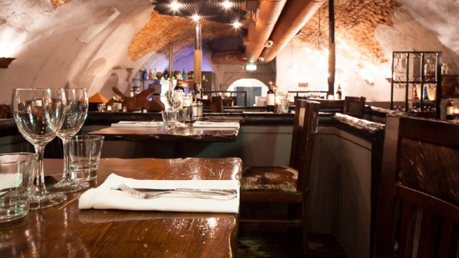 Restaurant - Gauchos Aan de Gracht, Utrecht