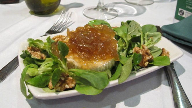 Sugerencia de plato - La Casa del Paleto, Madrid