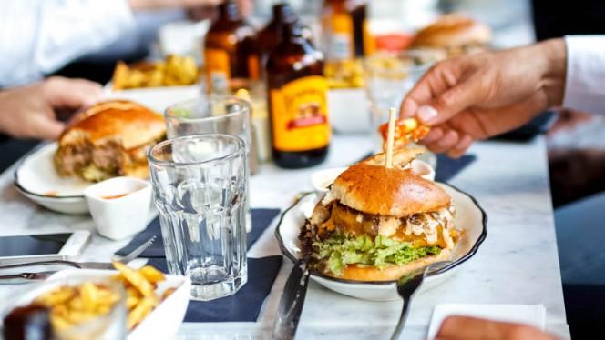 Suggestie van de chef - H. Burger, Amsterdam