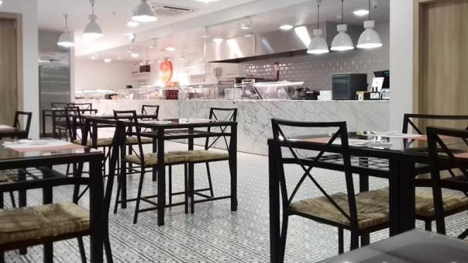 Sala - Pão-me-Quer Caffe, Lisboa
