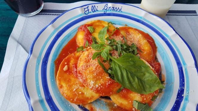 Suggerimento dello chef - F.lli Grassi Beach Bar, Positano