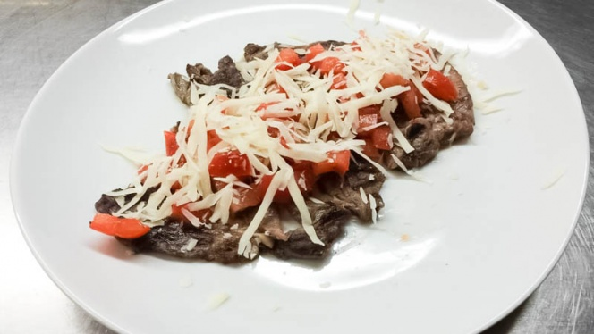 carne - Villa Patrizia Restaurant, Rome