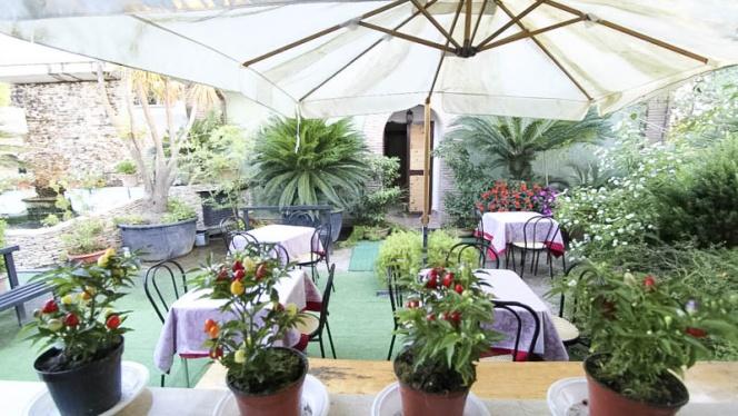 terrazzo - Villa Patrizia Restaurant, Rome