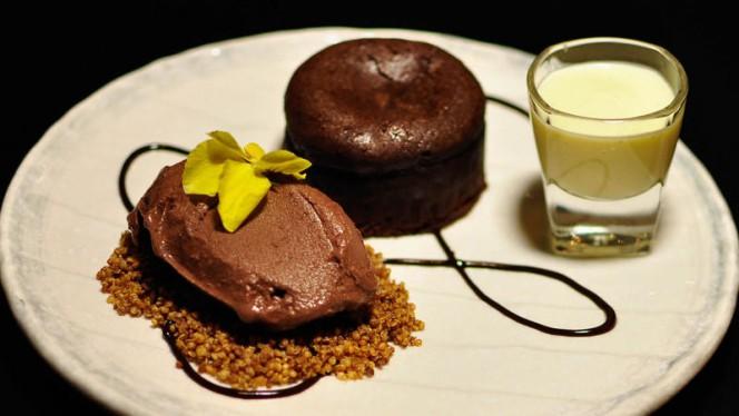 Viciado por Chocolate - Nuu Nikkei, Curitiba