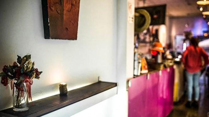 detalle restaurante - Jaleo Bar, Barcelona
