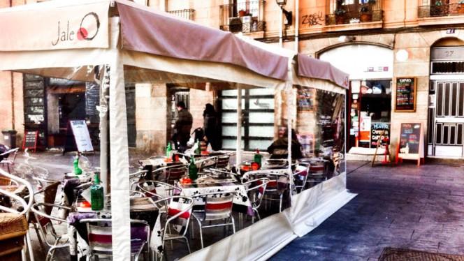 Terraza cubierta - Jaleo Bar, Barcelona