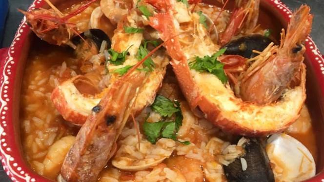 Sugestão do chef - O Patrono, Lisboa