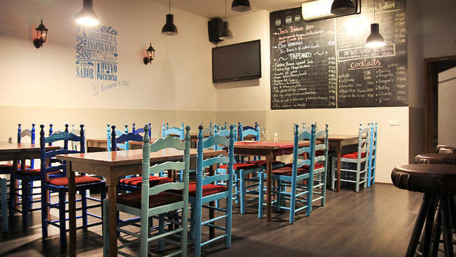 vista interior - Jou's Food Experience, Barcelona