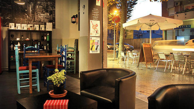 vista terraza - Jou's Food Experience, Barcelona