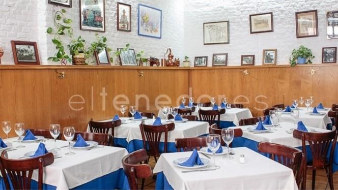 Vista sala - Andoriña, Madrid