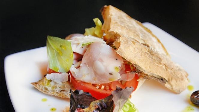 Sugerencia del chef - Brain Storming, Barcelona