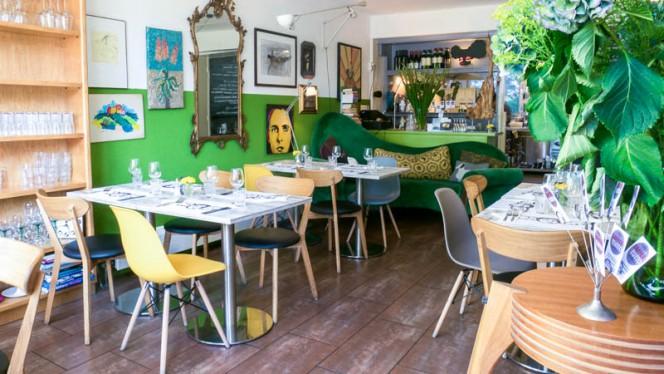 Het restaurant - Dappertutto, Amsterdam