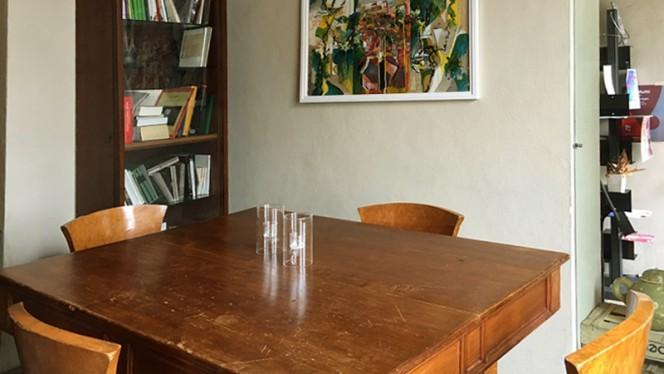 Vista sala - Camelliae Tearoom, Castiglione delle Stiviere