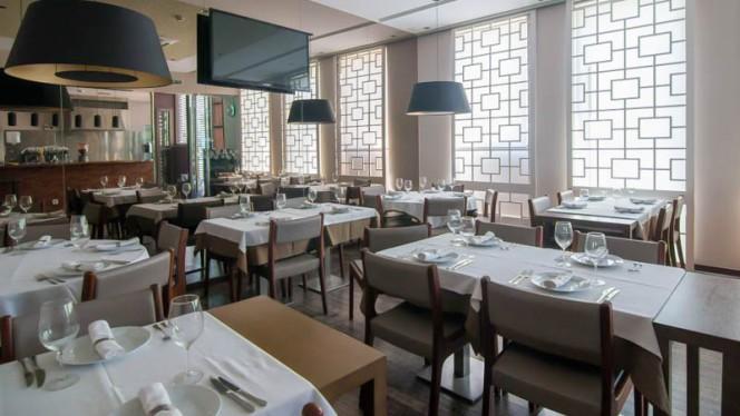 Vista sala - Dish Fish Restaurante, Matosinhos