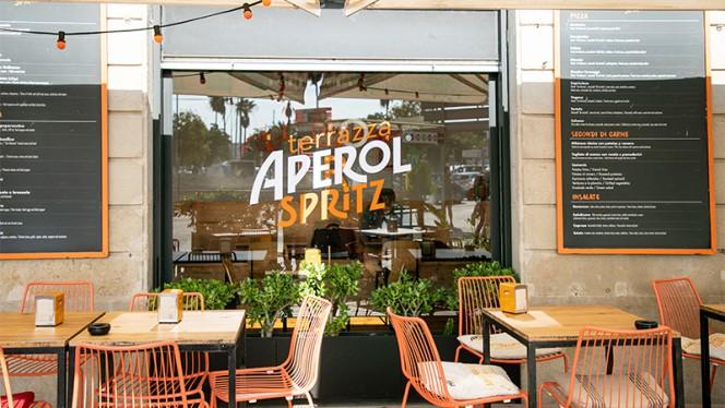 Terraza - Terrazza Aperol Spritz, Barcelona