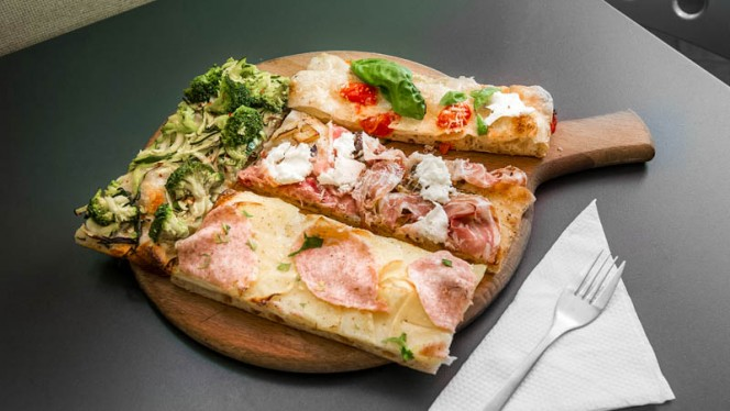 pizza - 96 Ore Roma, Rome