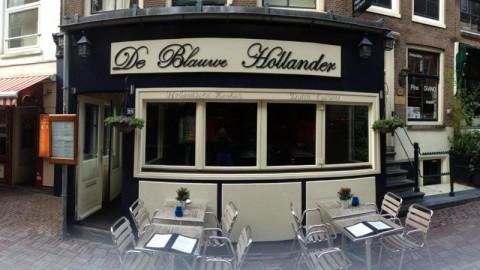 De Blauwe Hollander, Amsterdam