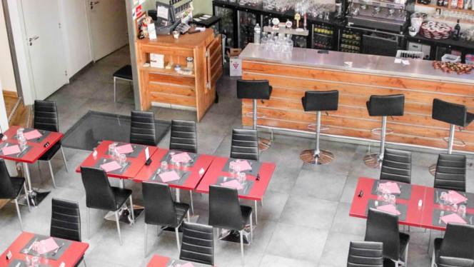 Restaurant - Le Picasso, Lyon