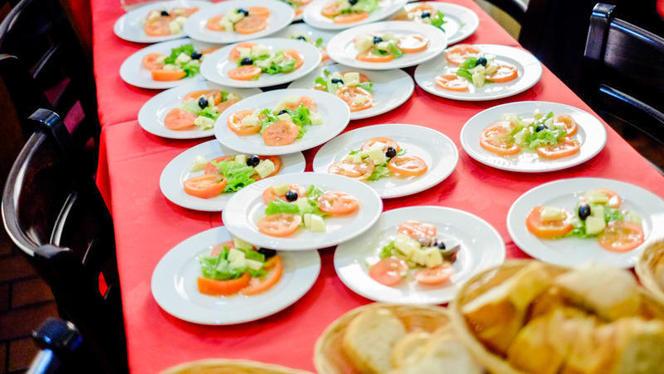 buffet - La Couronne, Strasbourg