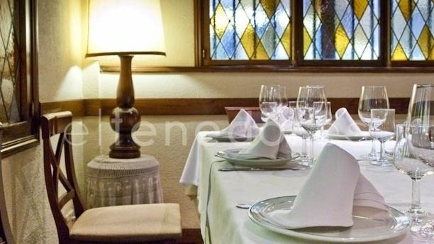 Detalle de mesa - Betelu, Madrid