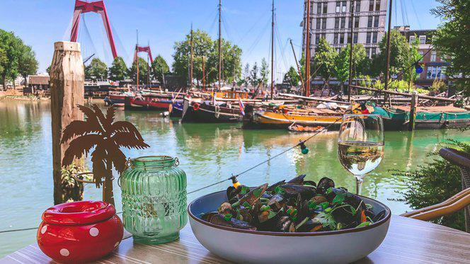Suggestie van de chef - The Social Club, Rotterdam