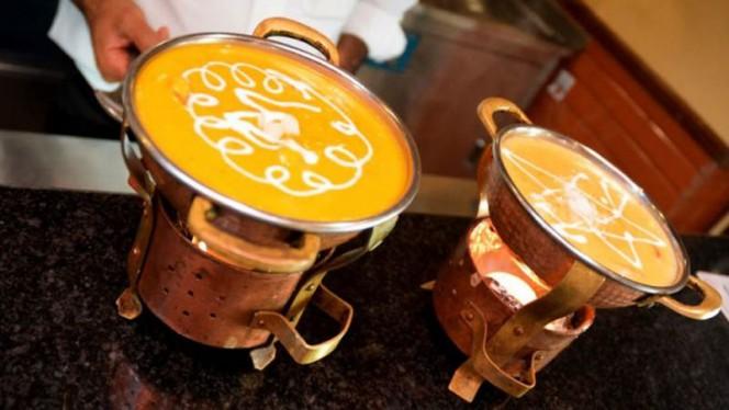 Suestão do Chef - Taj Mahal Restaurante Indiano e Italiano, Cascais